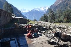 vie au monastère