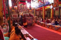 Intronisation Chokyi Nyima Rinpoche 2 (1)