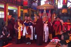 Intronisation Chokyi Nyima Rinpoche 2 (10)