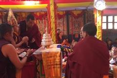Intronisation Chokyi Nyima Rinpoche 2 (11)