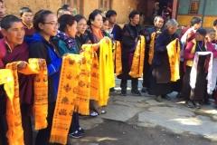 Intronisation Chokyi Nyima Rinpoche 2 (12)
