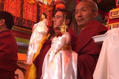 Intronisation Chokyi Nyima Rinpoche 2 (19)