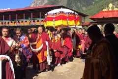 Intronisation Chokyi Nyima Rinpoche 2 (2)