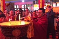 Intronisation Chokyi Nyima Rinpoche 2 (4)