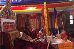 Intronisation Chokyi Nyima Rinpoche 2 (5)