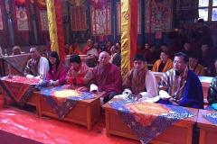 Intronisation Chokyi Nyima Rinpoche 2 (6)