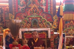 Intronisation Chokyi Nyima Rinpoche 2 (7)